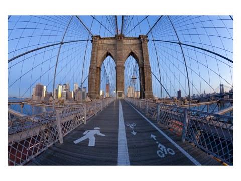 East River Brooklyn Bridge