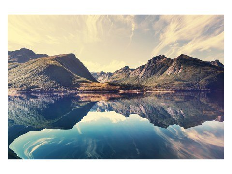 Fjord foto