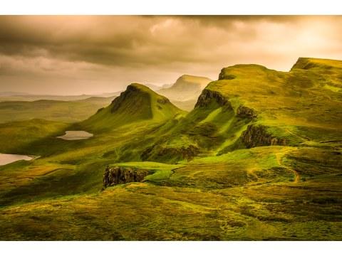 Schotland foto