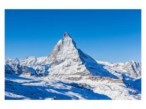 Photo du Mont Cervin